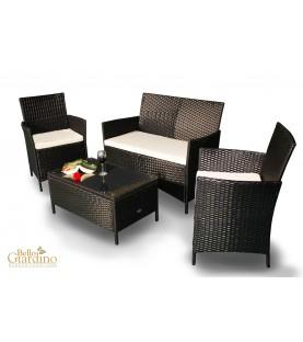Градински ратанови мебели COMODO
