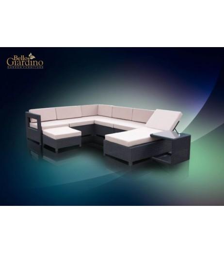 Комплект градински мебели RIPOSARE