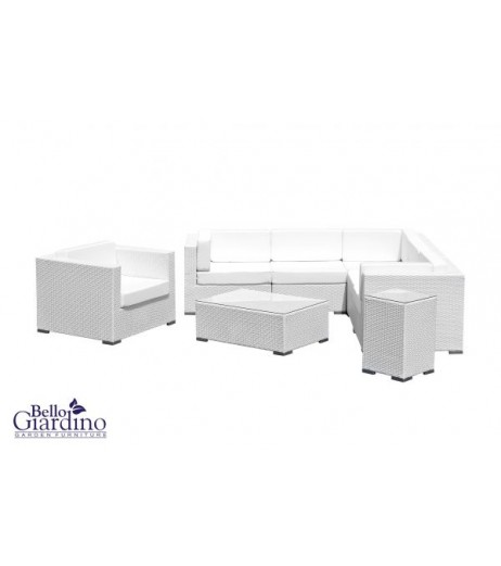 Комплект градински мебели METROPOLI
