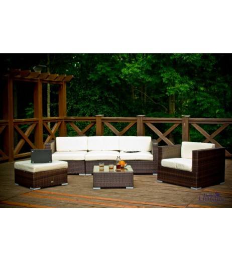 Комплект градински мебели DISCRETO