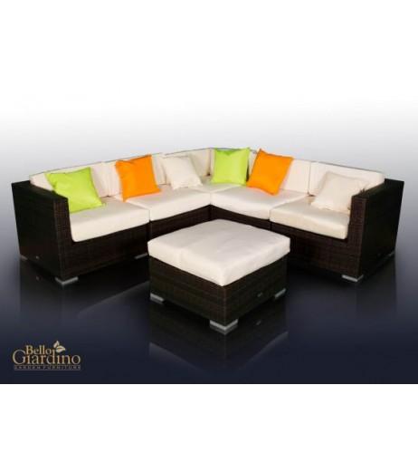 Комплект градински мебели AGIATO