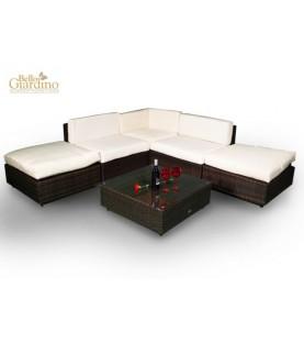 Комплект градински мебели FELICITA