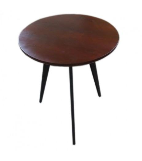 Кръгла трапезарна маса