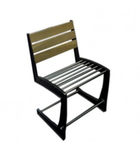 Трапезарен метален стол